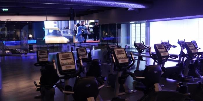 factory fitness linköping